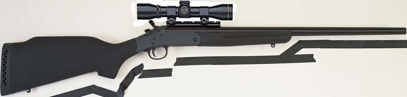 Sportster TM Of all the calibers for which rifles are chambered, the 22 rimfire is America s favorite.