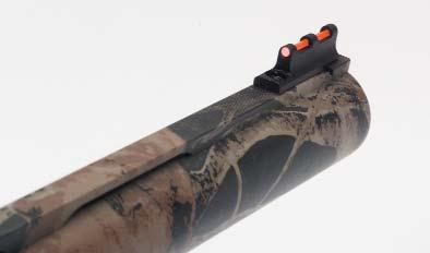 They also feature ventilated recoil pads and vent rib barrels (except the slug barrel). Excell Auto 5 TM Synthetic.