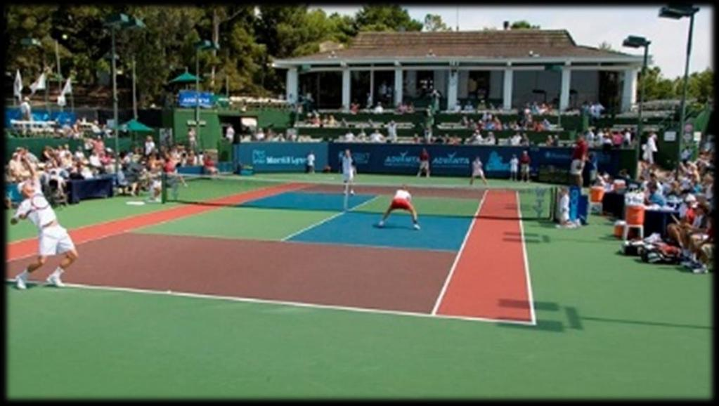 We are ACCESS Once-in-a-lifetime experiences for fans and corporate partners. Private tennis clinics with team stars including Rick Leach, the entire Breakers team and more.