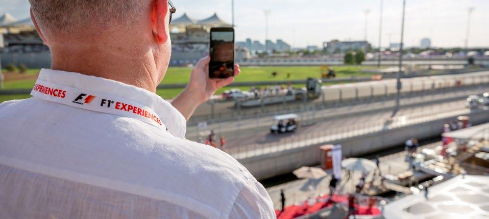 CHAMPIONS CLUB BY F1 EXPERIENCES AUSTRALIAN GRAND PRIX The Champions Club at Brabham Skybox SPANISH GRAND PRIX The Champions Club in the Piso Box MONACO GRAND PRIX The Champions Club at La Marée &