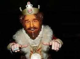 Kieran Foster just got a job at Burger King. (His parents are very proud!