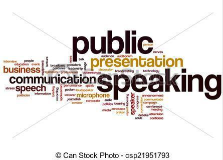 The Public Speaking Contest will take place during the Academic Bowl on Saturday, April 7th.