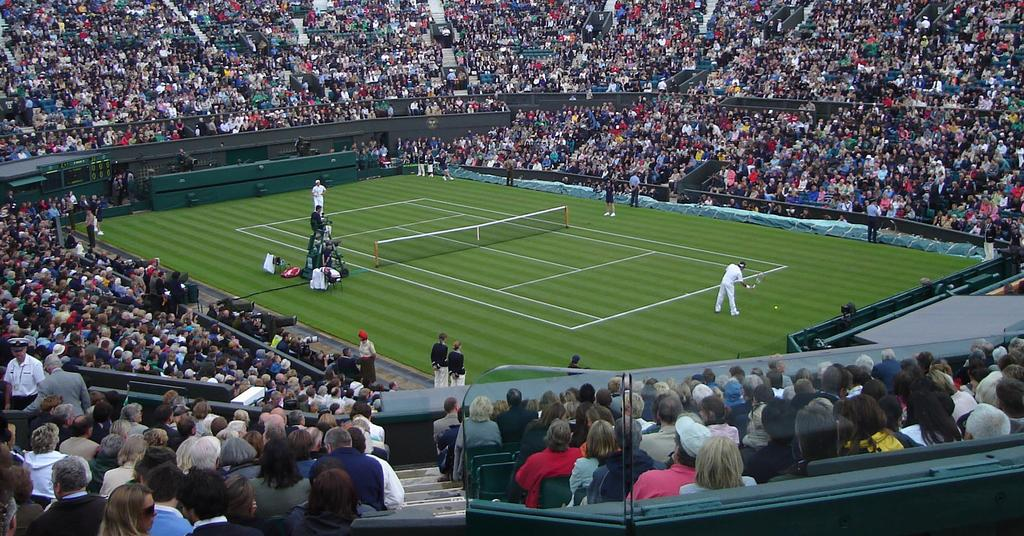 Wimbledon JULY 2016 Wimbledon Championships Available Matches ROUND MATCH DATE PACKAGE DATES 4* HOTEL PACKAGE PRICE 5* HOTEL PACKAGE PRICE Men s Finals: Sunday 10th July 9th - 11th July 5750 pp 5995
