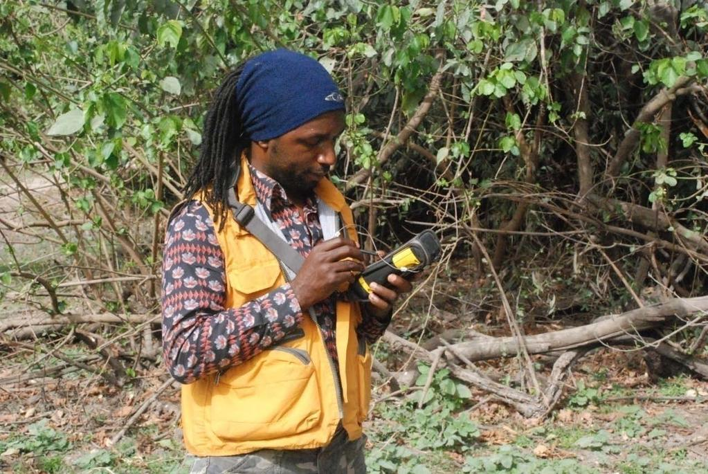 Objective 2: Establish a ranger-based CyberTracker monitoring system to enable the Bauchi State Government to make sound management decisions for Yankari Game Reserve. Activity 2.