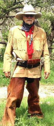 Page 16 Cowboy Chronicle September 2015 Comancheria Days 2015 (Continued from page 15) (Mongo) and then one shot each at targets on his flanks. Now I ve just made him mad!