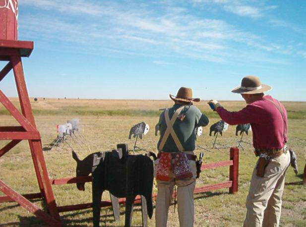 What the cowpokes were referring to was the Briggsdale County Shootists First Annual match in September of 2013, when northern Colorado received days of steady rain which caused massive