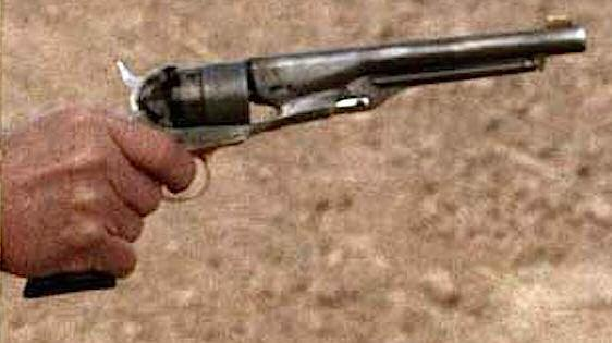 Most Difficult Category Frontiersman category in SASS requires black powder or black powder substitutes used in all of the firearms; percussion revolver fired duelist-style (one handed), any SASS