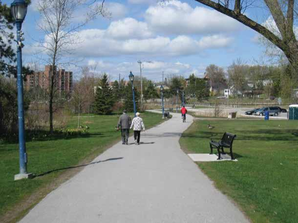 Study Background The York Region Pedestrian and Cycling Master Plan (2008) proposed the concept of a cycling route and