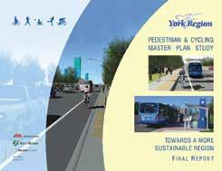 as a preliminary design and details about how the Lake to Lake Route could be implemented within the Region.