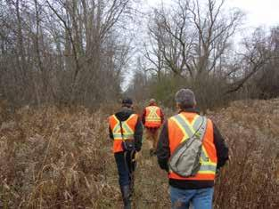 The Investment The total capital investment to design and construct the Lake to Lake Cycling Route and Walking Trail is