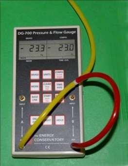 Learn to perform a calibration check on a digital gauge.