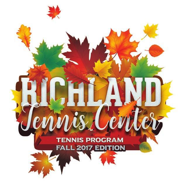 and concession area. Richland Tennis Center offers organized tennis programs and supervised tennis play for North Richland Hills and surrounding communities.