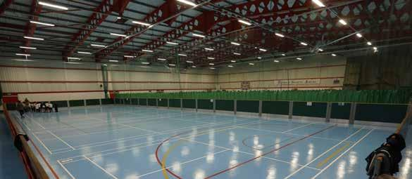 Welcome to King s Park Sports At King s Park Sports we have two high quality sports facilities that are open to the public.