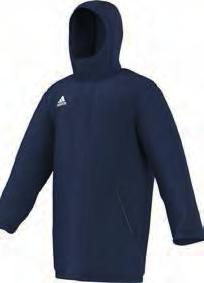 TEAMWEAR SERE 14 PES SUIT climacool 100% Polyester, tricot, 200g Rib cuffs and hem Zip pocket(s) F49712 - F49711