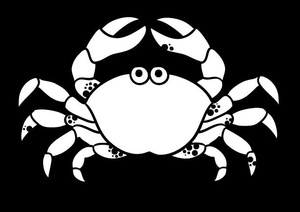 The pea crab is smaller than a dime, but the Japanese Spider Crab is 12 feet long from