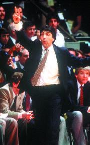 V is for Jim Valvano, who led his Cinderella North