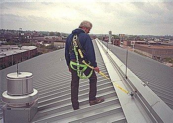 FALL PROTECTION SAFETY