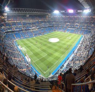 REAL MADRID STADIUM TOUR Tour of the Santiago Bernabéu Stadium, home of the Real Madrid football club.