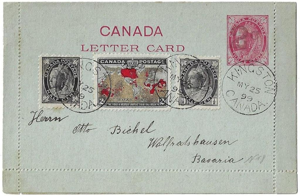 Dear collector friend, http://www.hdphilatelist.com/epl272.pdf Prices are in Canadian funds. Payment by credit card, cheque, etc as usual. Taxes are extra, if applicable.
