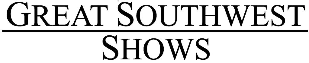 New Day Horse Show & New Beginning Horse Show January 6 & 7, 2018 To be held at Great Southwest Equestrian Center 2501 South Mason Road Katy, Texas Recognized by the Greater Houston Hunter Jumper