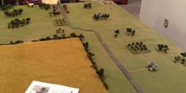 Attack at Luneville by Roger Burley The objective for both the United States and the Germans is the control of Luneville defined for US as 3 buildings for 10 phases and the Germans to prevent this.