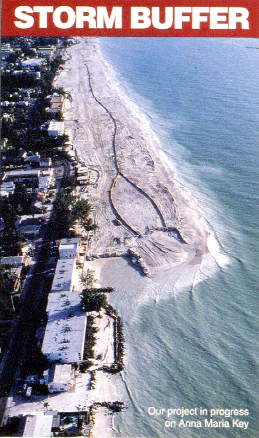 Beach restoration by sand nourishment is a world-wide wide