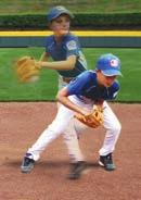 FIELDING (15 MINUTES) FIELDING REVIEW 1. Creeper Steps 2. Bend Knees / 3. Glove Out-Front 4.
