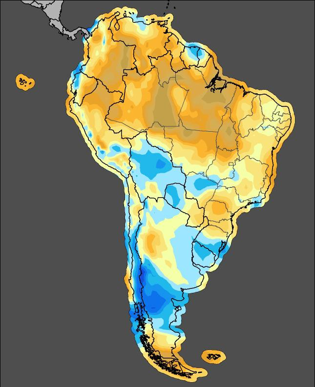 Q4 2013 - South America Bolivia Northern Patagonia Northern Brazil and Amazonia