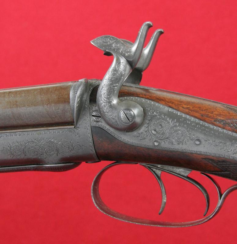 James Woodward Early Examples of Best Guns from one of