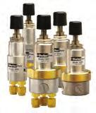 Parker precision regulators, valves and controllers are designed specifically for