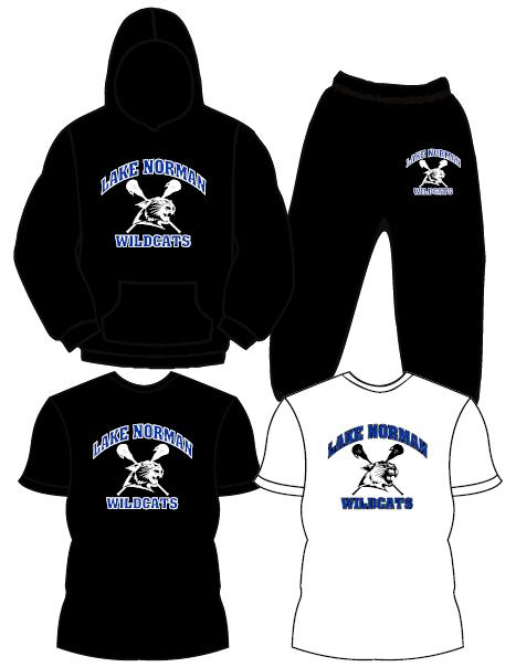 LNHS Lax apparel is the perfect Christmas gift! All orders will be delivered before the holiday break.