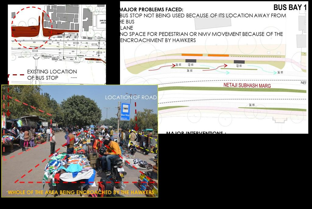 Multi-Modal Interchange Integration Plan- Jama Masjid Lal Quila-