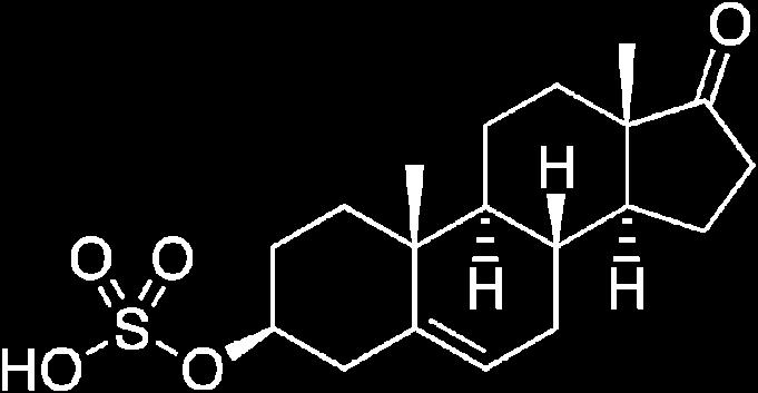 dehydroepindrosterone (DHEA), and