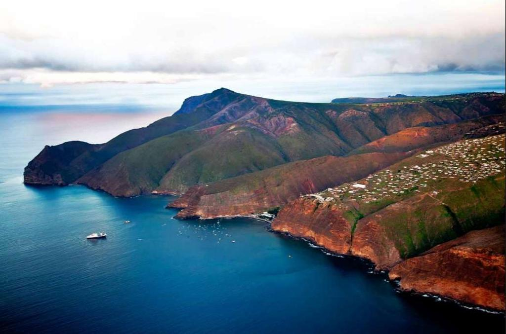 The Sustainable Development and Management of St Helena s Fisheries and Marine
