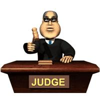 25 Chief Judges Focus Finding judges Briefings (Judges Vote Counters Timers) Contest results What to do?