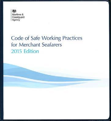 Pilot s Perspective Code of Safe Working Practices for Merchant Seafarers