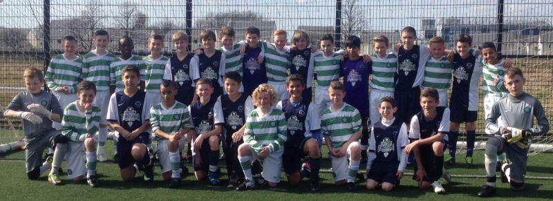 Sports Travel Experience Designed Especially for Eastern Pennsylvania Youth Soccer Association Boys Soccer in Scotland April 14 - April 22, 2019 ITINERARY OVERVIEW DAY 1 DEPARTURE FROM PHILADELPHIA