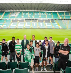 DAY 3 Tuesday, 16 April 2019 CELTIC FOOTBALL CLUB STADIUM TOUR Celtic Park is one of the biggest football stadiums in Europe, making it the perfect place to learn all about the colorful history and