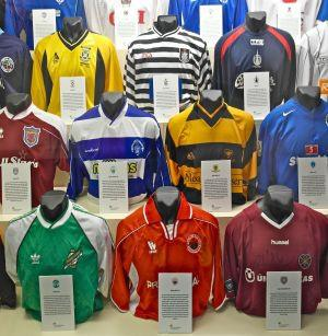 There are thousands of objects on display, tracing the history of football in Scotland and highlights some of the most memorable games and players.