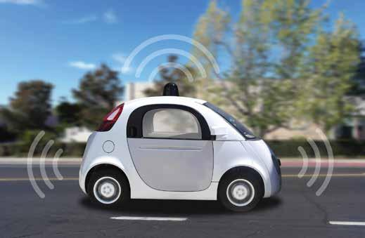 Objective 2 5.0 Develop a Road Network Fit for the Future An autonomous vehicle (AV) is a vehicle capable of sensing its immediate environment and navigating without human input.