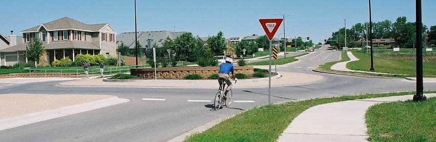 emerging treatments Cycle tracks Sharrows Others