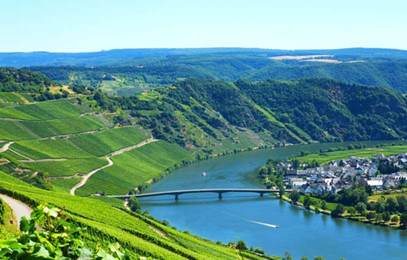 Luxembourg - Germany - Moselle from Luxembourg to Koblenz Tour 2018 Individual Self-Guided 8 days / 7 nights Begin this beautiful bike tour in Luxembourg, whose historical center is classified as a