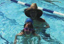 SRD Level 3 Students will learn coordinated freestyle and backstroke, rolling over and reversing direction, elementary backstroke, deep-water entries including
