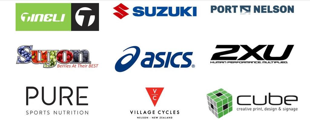 We thank our race sponsors and the organisations