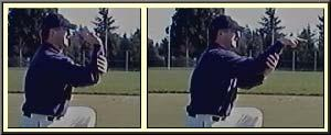 I. Wrist Extension Throwing Routine Drill: Wrist Extension on one knee (or Standing) Purpose: Develops player s use of wrist along with emphasizing the correct grip on the baseball.