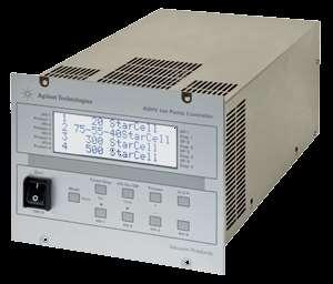 Ion Pump Controller ION PUMP CONTROLLER Precision power supplies (80 200 W) required for each Ion Pump Agilent