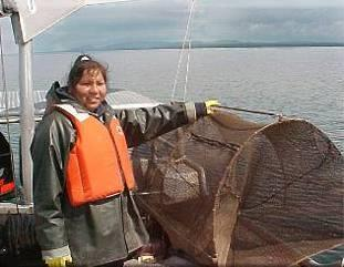 Agreement and the Alaskan Subsistence Fishery Program Alaska partners include: Numerous Native American entities