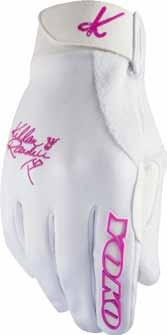Gloves 70008KR YXG 10 Race Kikkan white / pink 70006KR YXG 10 Race