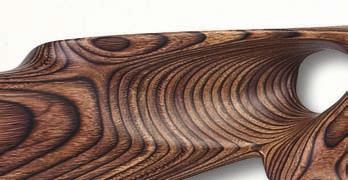 of laminated hardwood and high-density polymer in Monte Carlo and