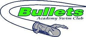 Academy Bullets Swim Club - Aurora Sept. 13 th @ Vaughan from 5:00-7:00 PM / Sept. 19 th @ Marmion from 5:00-7:00 PM Welcome to another exciting season for the Academy Bullets Swim Club.